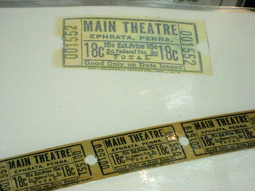 Main Theatre Tickets