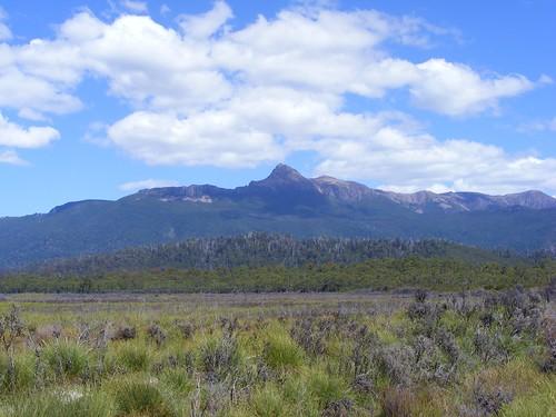 Beautiful Mt. Anne