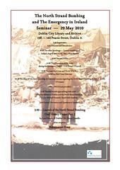 North Strand Bombings Seminar