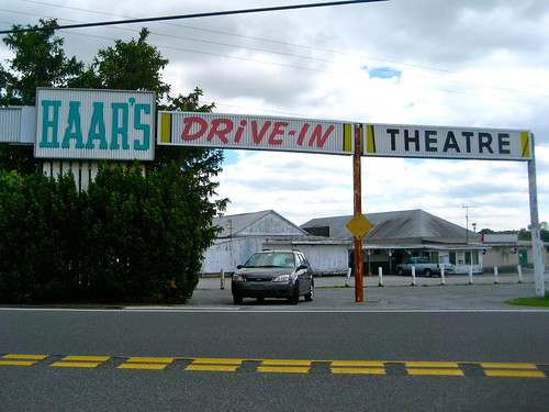 Haar's Drive-In Theatre