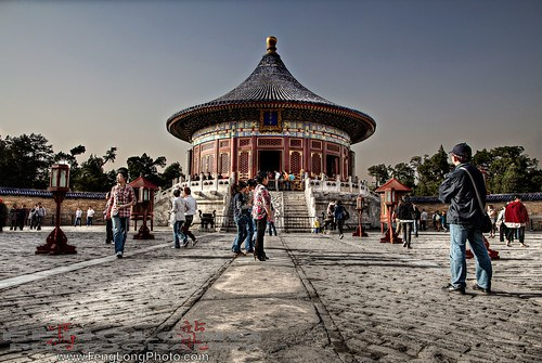 Temple of Heaven HDR