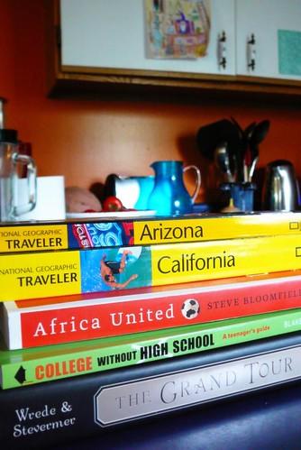 literary travels