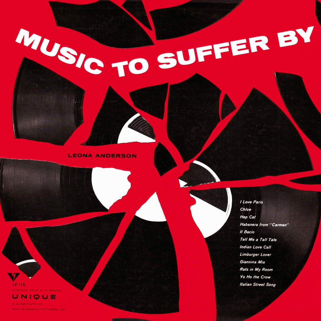 Leona Anderson - Music To Suffer By
