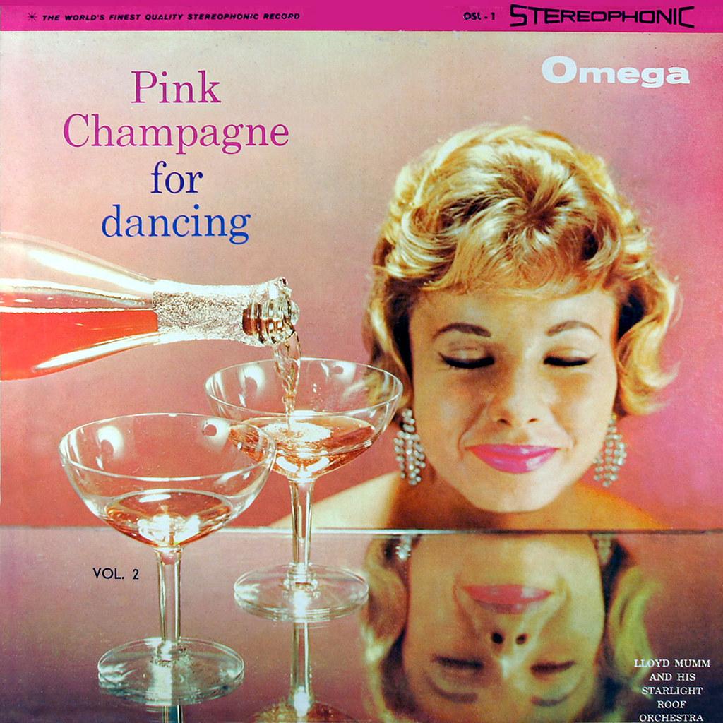 Lloyd Mumm - Pink Champagne for Dancing