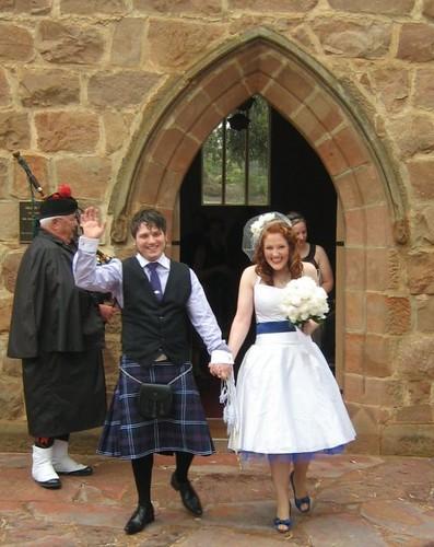 A Rock Wedding