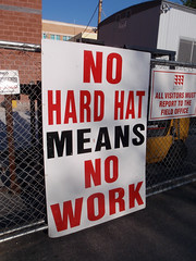 Sin caso de obra no hay trabajo
