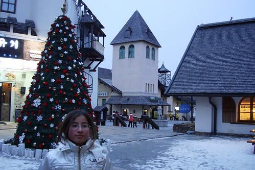 Hotel Tirol im Muju Ski Resort
