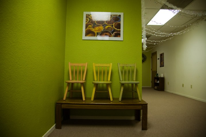 January 4, 2010 - Three Chairs