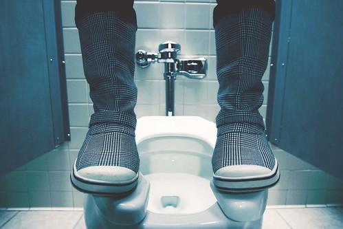 Week 21: Toilet