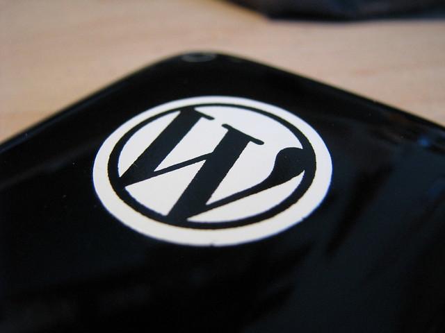 WordPress iPhone