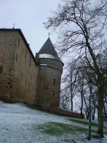 local chateau