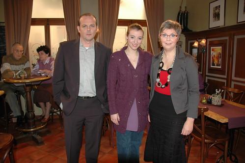 met Waldek en Jelena