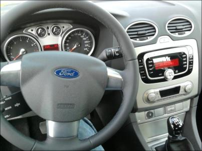 interni ford focus ikon gpl