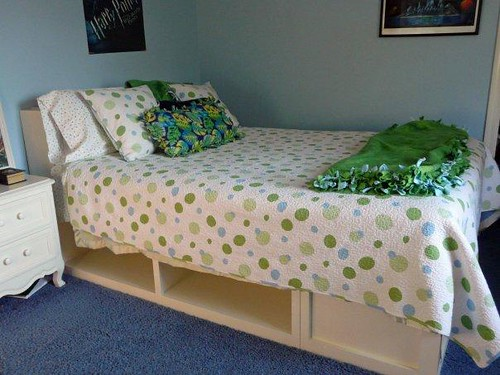 amy stratton inspired bed