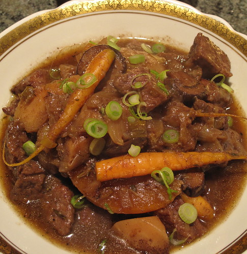 Yet another beef stew!