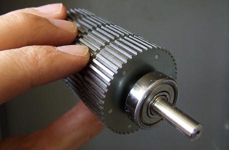 rotor do motor