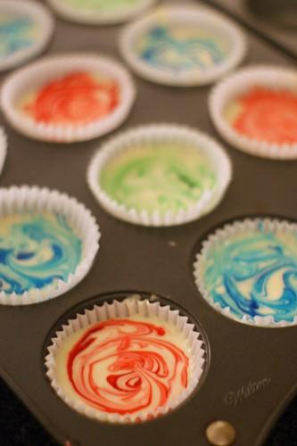 pre-baking