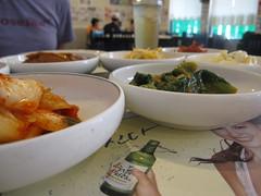 today restaurant - korean vegetables by foodiebuddha