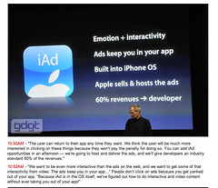 The iAds are coming - Apple iPhone OS 4.0