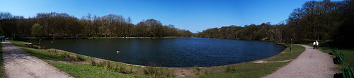 Yarrow Country Park Panorama
