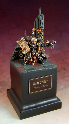 Sororitas - Flames of Faith