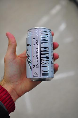 Final Fantasy XIII Elixir