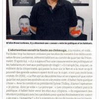 "NordWay ""Bruno Lestienne, activisme du civisme"""