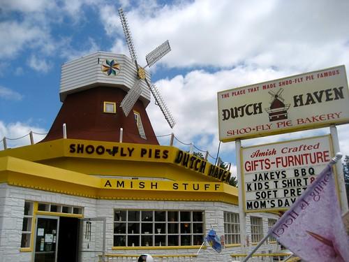 Dutch Haven Windmill