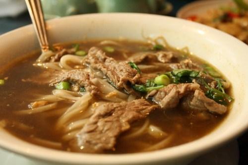 Jandara - Beef Thai Noodle Soup