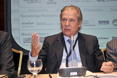 Jose Dirceu, former Chief Minister of Brazil, ...