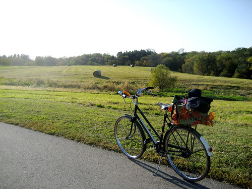 Trail ride home