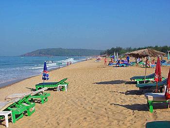 Calungute-Beach