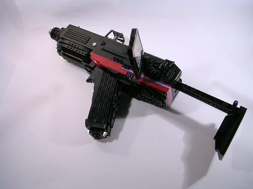 LEGO energy gun