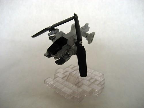Dual Rotor Chopper