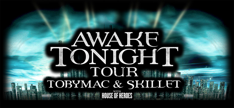 awake tonight tour