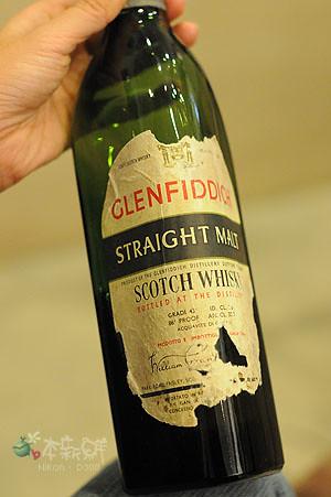 Glenfiddich 單一麥芽威士忌