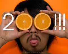 200/365 Orange Celebration