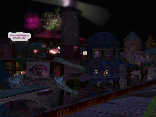 Lemondrop's Forest - Village