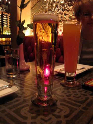 beers at bar ferdinand
