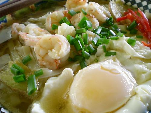 STP's prawn noodles 1