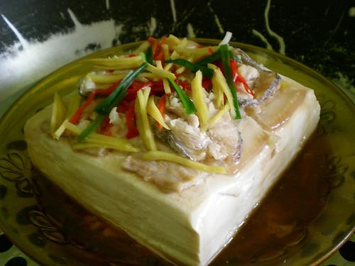 STP's steamed tofu 2