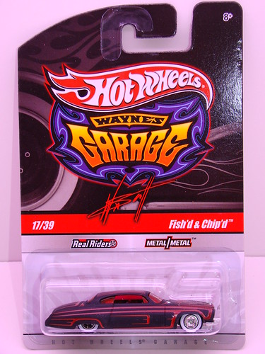 hot wheels waynes garage fish'd and chip'd (1)