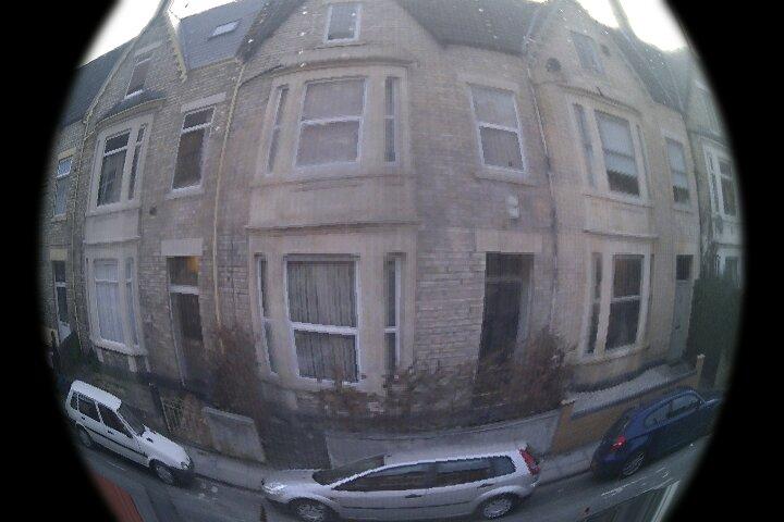 HTCDesire-Lens effect on FX Camera App