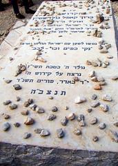 Meir Kahane's Grave
