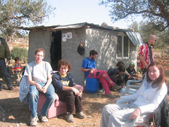 Bil'in Outpost, January 2006