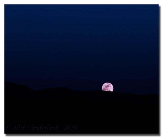 Good Evening, Moon