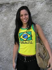 Brasil girl