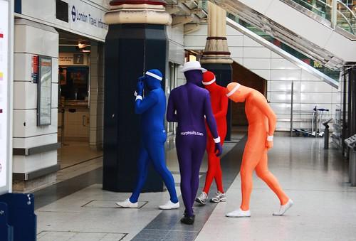 Morph Suit Boys