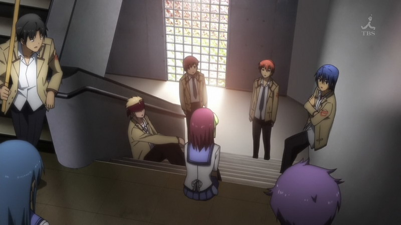 Angel Beats! Episode 11 - 22