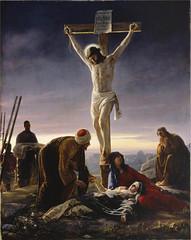 Crucifixion Jesus Christ Mormon